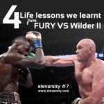 Elevarsity - Fury - Wilder