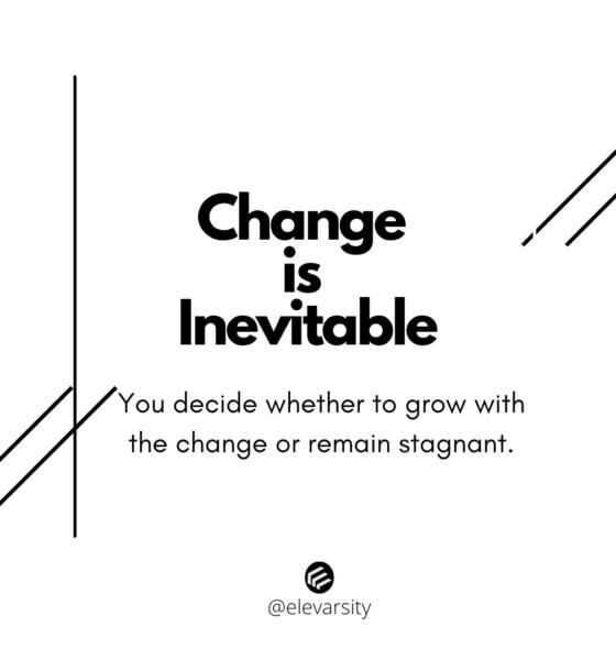 elevarsity - change